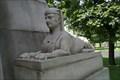 Image for Schoenhofen Mausoleum Sphinx - Chicago, IL