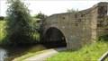 Image for Stone Bridge 123 Over Leeds Liverpool Canal - Hapton, UK