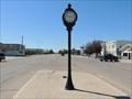 Image for City of Raymond Town Clock - Raymond, Alberta