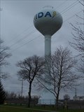 Image for Ida Township Water Tower - Ida, Michigan