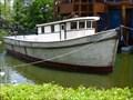 Image for Forrest Gump's Shrimp Boat - Satellite Oddity - Florida, USA.