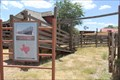 Image for Pitchfork Ranch Loading Chute and Corral -- Ranching Heritage Center, Lubbock TX