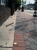 Image for Marie Fleche Memorial Library Walkway - Berlin Borough, NJ