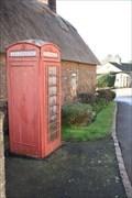 Image for Red telephone Box - Hallaton, Leicestershire, LE16 8UA