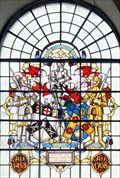 Image for Armourers and Brasiers Coat-of-Arms - St Margaret Lothbury, Lothbury, London, UK