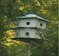 Image for Two-Story Hex Birdhouse - Keytesville, MO