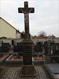 Image for Kriz na hrbitove - Hlina, Czech Republic