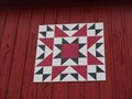 Image for Starburst Quilt Block - Carp Road, Carp Ontario