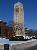 Image for Charles Baird Carillon at Burton Tower - University of Michigan - Ann Arbor, Michigan