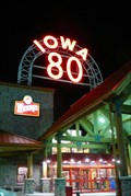Image for LARGEST -- World's Largest Truck Stop - Iowa 80 Truck Stop