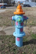 Image for Purple Polka Dot Hydrant - Ardmore, OK
