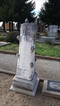 Image for Charles W Polk - Pioneer Cemetery -  Watsonville, CA