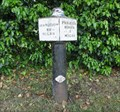 Image for Trent & Mersey Canal Milepost - Bartington, UK