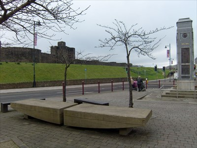 Caerphilly War Memorial