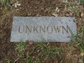 Image for Unknown - Eakins Cemetery - Ponder, TX