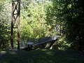 Image for Fort Pillow Suspension Hiking footbridge, Tennessee