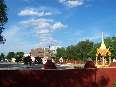 Dhammayutti nikaya wat padhammachart murfreesboro tn buddhist temples and public shrines on - Lao temple murfreesboro tn ...