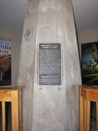 Mount Diablo Meridian and Base Line - Mt Diablo, California