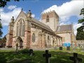 Image for St Asaph's Cathedral - Saint Asaph, Denbighshire, Wales.