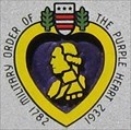 Image for George Washington on Purple Heart Memorial - St. Louis County, MO