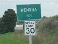 Image for Wenona, Illinois.  USA.