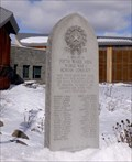 Image for War Memorial - Binghamton, NY