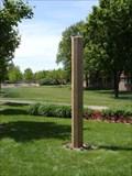 Image for St. John's Peace Pole - Collegeville, Minn.