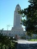 Image for Nebraska State Capitol - Lincoln, Nebraska, USA