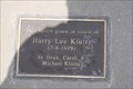 Image for Harry Lee Kluttz - Rockwell, NC