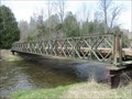 Image for Credit River Bailey Bridge - Forks Of The Credit Park - Caledon, Ontario