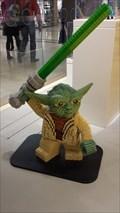 Image for Yoda, Lego Store - Messestadt Riem, München