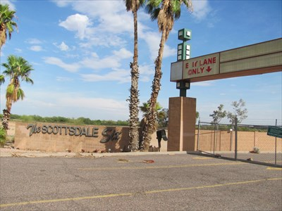 Scottsdale 6 Drive In Arizona Closed Theatres On Waymarking