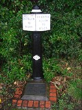 Image for Trent And Mersey Canal Milepost, Rugeley, Staffordshire