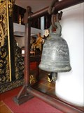 Image for Bell, Buddhist Manuscript Library and Museum—Chiang Mai, Thailand