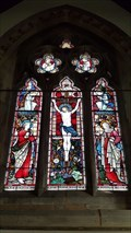 Image for Stained Glass Windows - St Nicholas - Shangton, Leicestershire