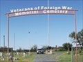 Image for Veterans of Foreign Wars Memorial Cemetery - Pearsall, TX