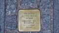 Image for Alfred Quaas - Stolperstein, Essen, Germany