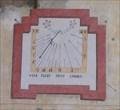 Image for Zarbula Sundial 1840: La Vachette, Val de Clarée, France