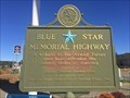 Image for Blue Star Memorial Highway - Sutherlin, Oregon