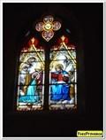 Image for Vitraux de l'Eglise Saint  - Saint Martin de Brômes, France