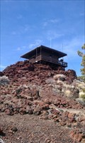 Image for Schonchin Butte - Lava Beds National Monument, CA