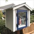 Image for Little Free Library at 243 Carmel Avenue - El Cerrito, CA