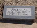 Image for 100 - Josephine Gerhards - Summit View Cemetery - Guthrie, OK