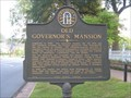 Image for Old Governor's Mansion - Baldwin County - GHM 005-1B