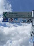 Image for Way of St. James Radpilgerweg Marker - Sparneck, BY, Deutschland