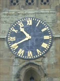 Image for Clock, St Peter's, Powick, Worcestershire, England