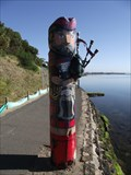 Image for Scotsman Bollard - Geelong Waterfront, Victoria, AU