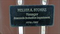 Image for Melvin A. Stokke - Anaconda, Montana