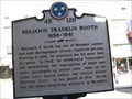Image for Benjamin Franklin Booth -  4E 126 - Memphis, Tennessee