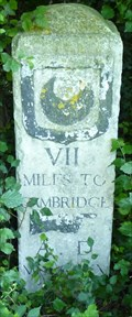 Image for Milestone - Fowlmere Road, Newton, Cambridgeshire, UK.